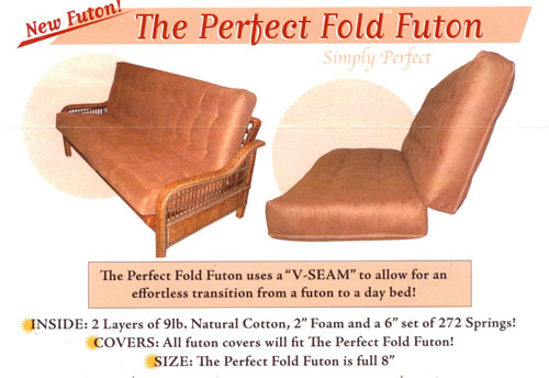 Perfect Fold Futon Mattress